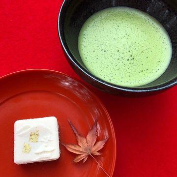 金閣寺茶所甜點