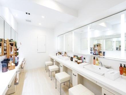 京都安心之宿化妝室