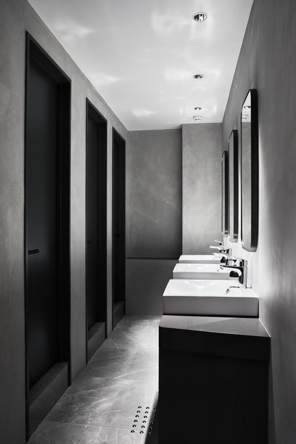 千禧一代廁所