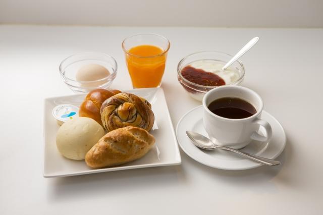 頭等艙旅館京都早餐