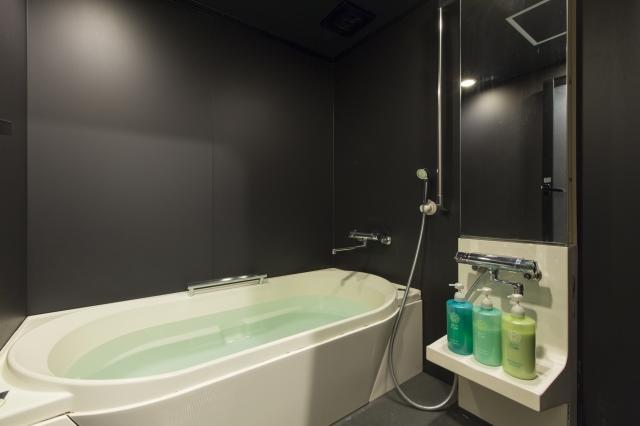 頭等艙旅館京都浴缸
