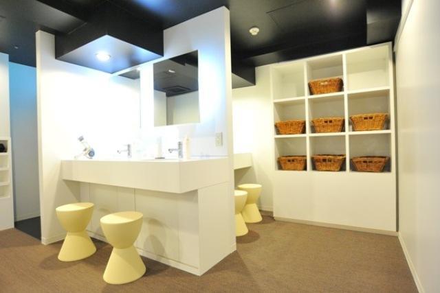 頭等艙旅館京都浴室