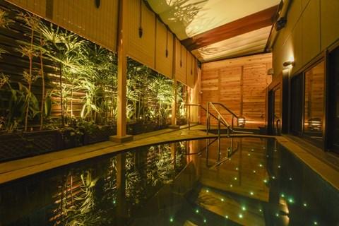 安心之宿京都露天浴場