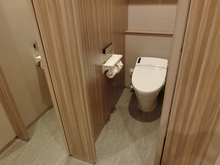 京都河原町格蘭斯特飯店廁所