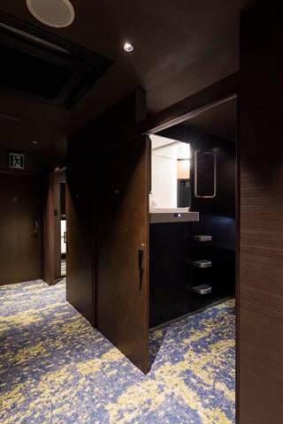 京都河原町格蘭斯特飯店高級膠囊