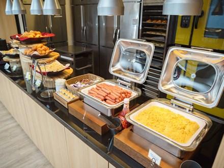 Super hotel 早餐