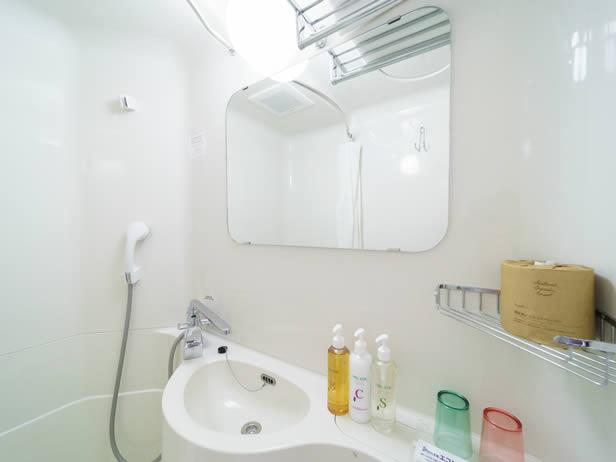 Super Hotel 浴室
