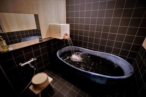 京都河原町格蘭斯特飯店浴缸