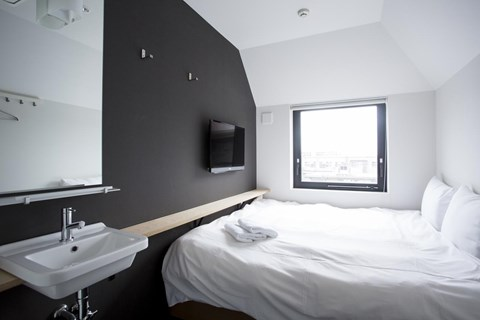 Piece Hostel 雙人房
