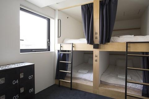 Piece Hostel 6人房