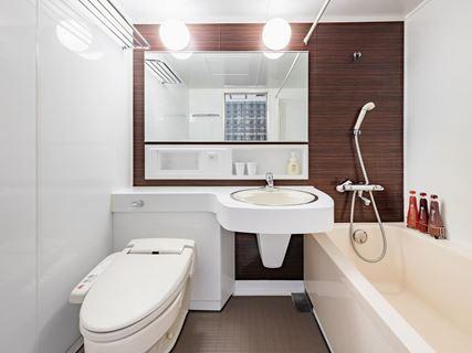 京都新阪急酒店浴室