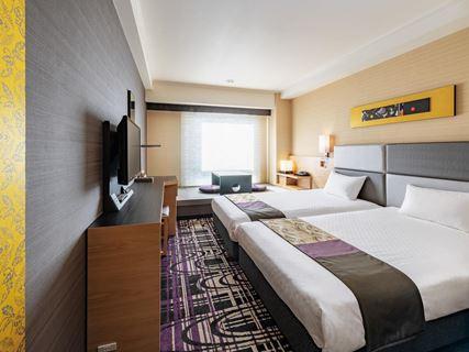 京都新阪急飯店和洋雙床房