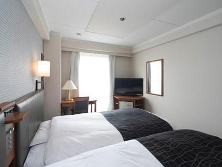 APA飯店京都Excellent雙床房