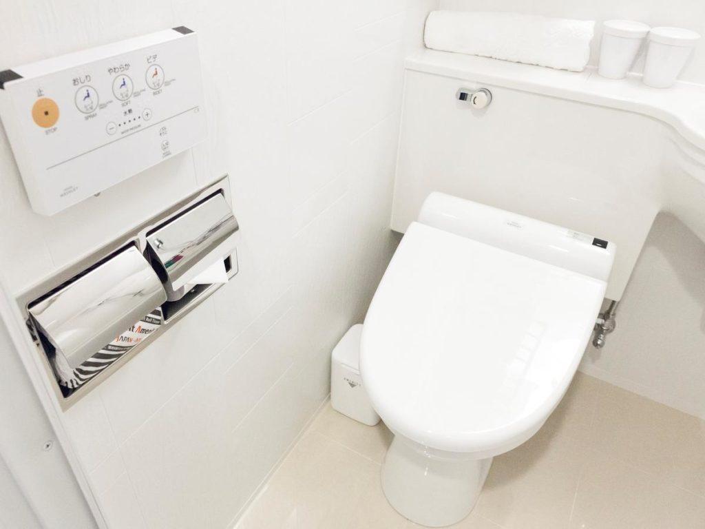 APA飯店京都祇園Excellent廁所