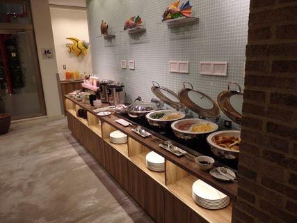 京都莫里斯旅舍早餐