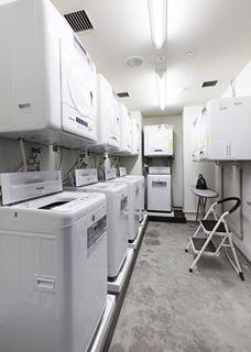 京都莫里斯旅舍洗衣房
