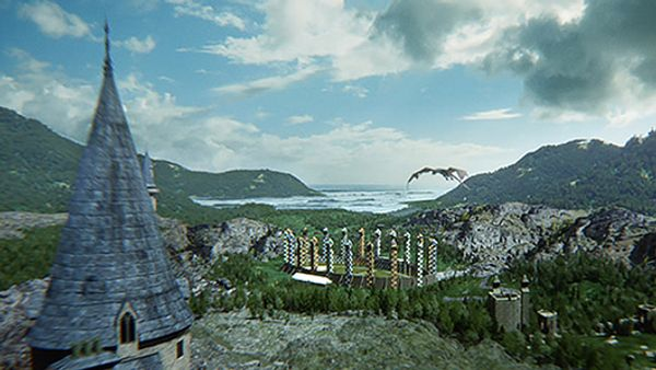 哈利波特魔法世界禁忌之旅