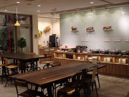 京都莫里斯旅舍餐廳