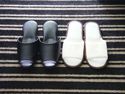 京都站北APA拖鞋