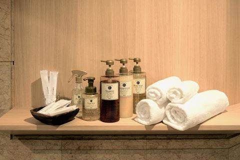 CMM京都站前旅館浴室沐浴用品