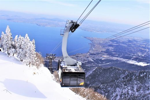 琵琶湖纜車