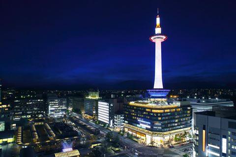 京都車站飯店-京都塔酒店澡堂