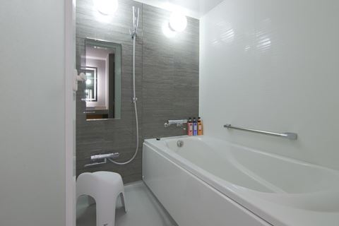 京都塔飯店和洋混和房浴室