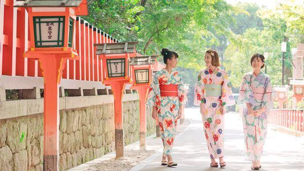 京都夢館和服