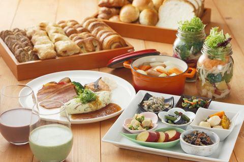 京都塔飯店早餐