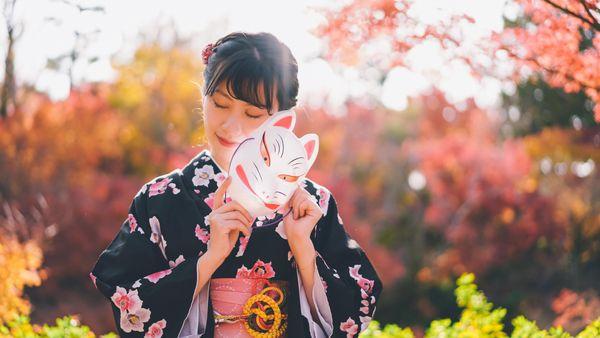 京都櫻花和福
