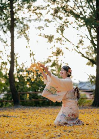 櫻花和服旅拍方案