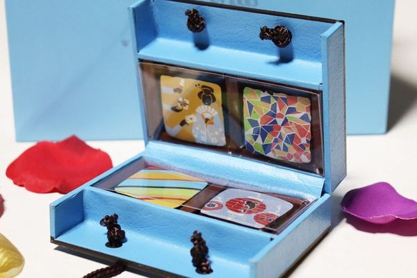 Marie Belle藍盒
