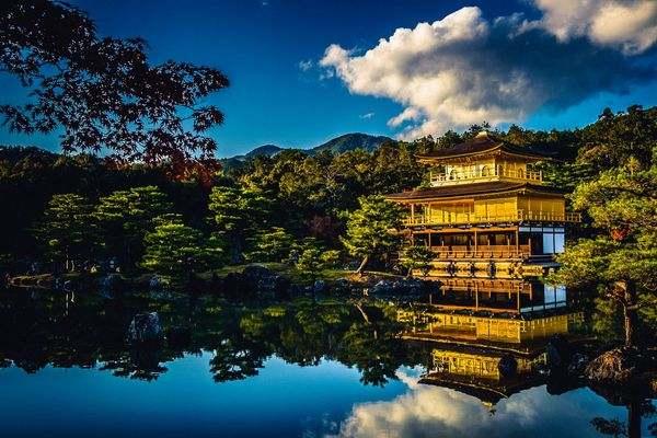 京都推薦景點金閣寺