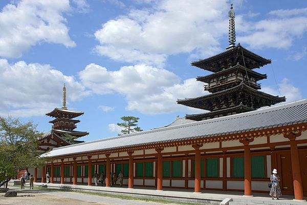 奈良藥師寺