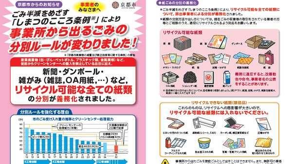 京都垃圾分類