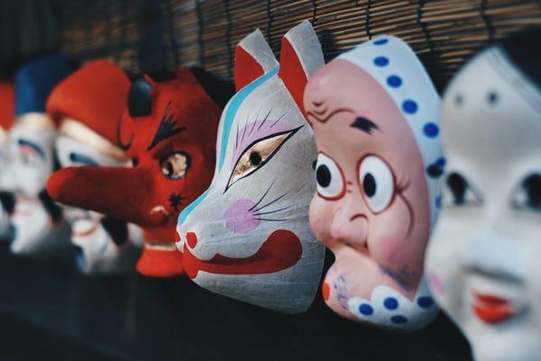 台日文化衝突