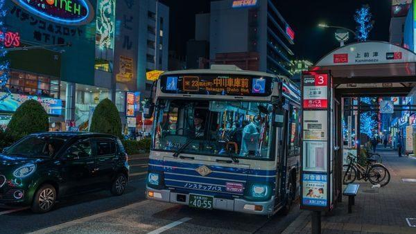 日本公車準時