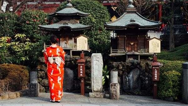 日本風俗民情