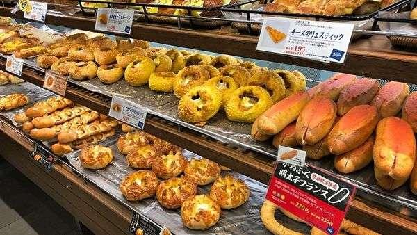 京都麵包店