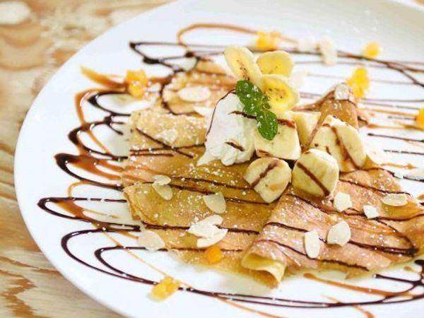 saredoかふぇ鬆餅