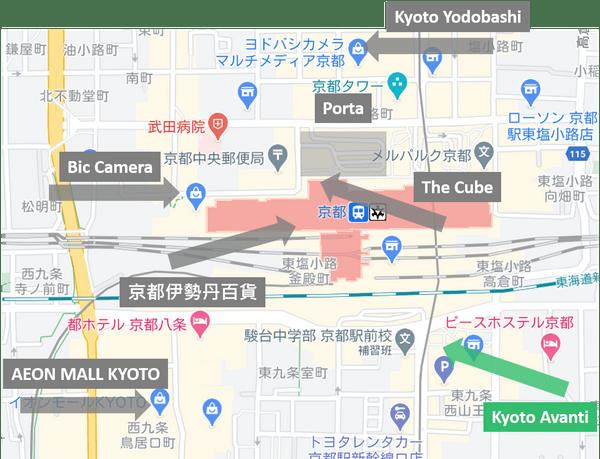 Kyoto avanti