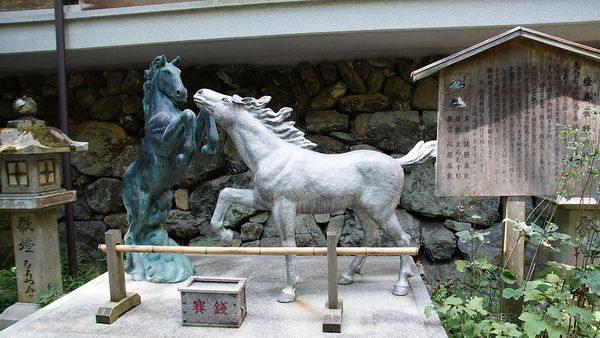 貴船神社繪馬