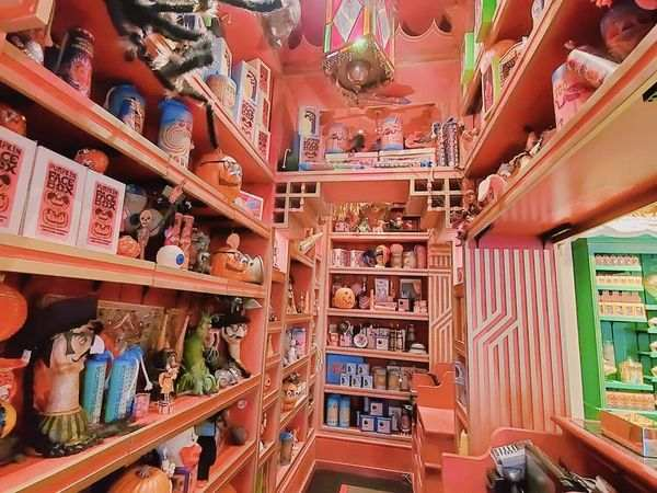 哈利波特魔法世界桑科的店