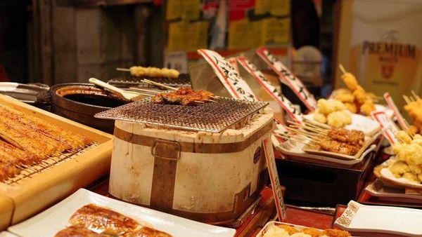 錦市場魚力
