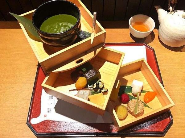 錦一葉抹茶鍋