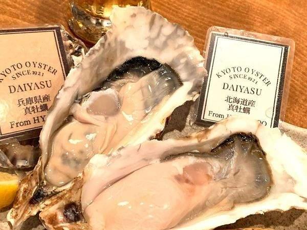 錦市場大安牡蠣