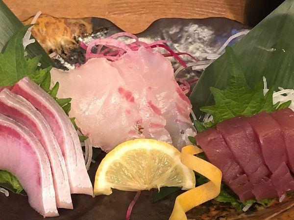 錦市場大安生魚片