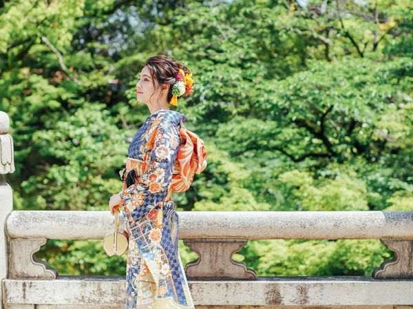 京都櫻京和服振袖