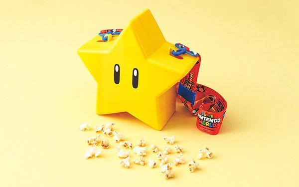 爆米花星星