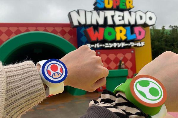 超級瑪利歐世界力量提升手環